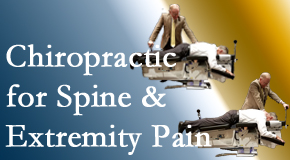 Spengel Chiropractic uses the non-surgical chiropractic care system of Cox® Technic to relieve back, leg, neck and arm pain.