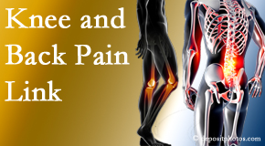 Spengel Chiropractic treats back pain and knee osteoarthritis to help prevent falls.