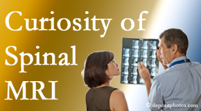 McHenry MRIs for spinal stenosis may be revealing…or confusing.