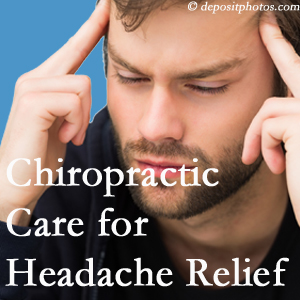 Spengel Chiropractic offers McHenry chiropractic care for headache and migraine relief.