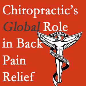 Spengel Chiropractic is McHenry's chiropractic care hub and is excited to be a part of chiropractic as its benefits for back pain relief grow in recognition.