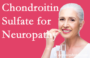 Spengel Chiropractic shares how chondroitin sulfate may help relieve McHenry neuropathy pain.