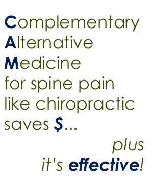 spine pain help from McHenry chiropractors