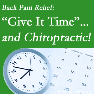 McHenry chiropractic assists in returning motor strength loss due to a disc herniation and sciatica return over time.