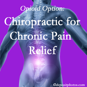 Instead of opioids, McHenry chiropractic is valuable for chronic pain management and relief.
