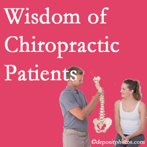 Many McHenry back pain patients choose chiropractic at Spengel Chiropractic to avoid back surgery.